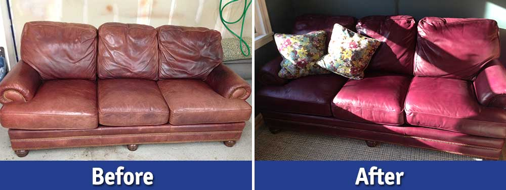 Before/After Restoration