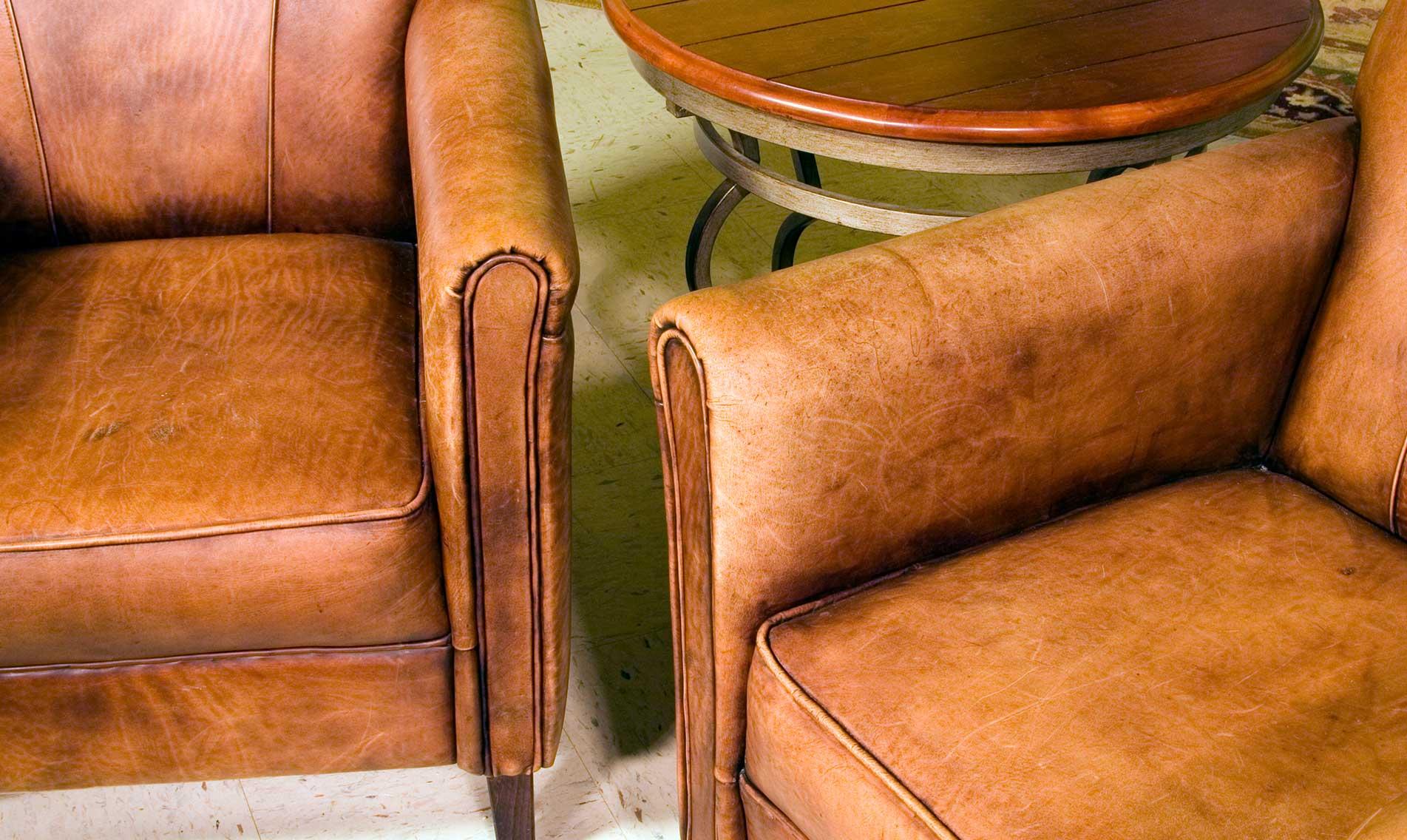 Leather Repair<br> &#038; Restoration